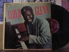 LLOYD GLENN, PIANO STYLINGS - SCORE LP SLP-4006 BLUES