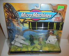 ALIENS MICRO MACHINES COLLECTION 1 SET MISP 1996 NEVER OPENED SIGOURNEY WEAVER