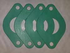 Dellorto DRLA 36 Heat Barrier Manifold Gasket 4 Pack Aerospace Grade Material