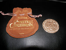 Pirates of the Caribbean: The Curse of the Black Pearl Authentic Movie Prop Coin