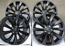 "18"" ALLOY WHEELS FITS VW CADDY CC EOS GOLF PASSAT SCIROCCO TOURAN T4 TURBINE MB"