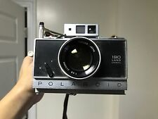 Polaroid 190 Land Camera Manual Tominon F/3.8 Rare