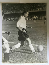 photo press football   World Cup  1954   England-Uruguay Stanley Matthews   285