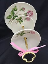 Wedding Cake Stand Retro Rose Wedding Cake Stand 3 Tier Serving Tray Tea Party