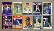 LOT OF 30 DIFFERENT BO JACKSON BASEBALL CARDS NO DUPS MUST SEE L@@K