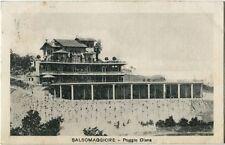 1932 Salsomaggiore - Poggio Diana, immagine casa - FP B/N VG