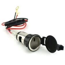 MP3 GPS Mobile Car 12V 10A 120W Waterproof Cigarette Lighter Power Socket Plug .