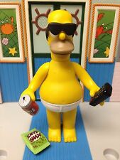 Playmates The Simpsons World of Springfield WoS Series 5 Casual Homer Simpson Fi