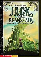 Jack and the Beanstalk: The Graphic Novel (Graphic Spin)