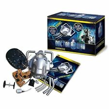 DOCTOR WHO CYBERNETICS. MAKE/ BUILD YOUR OWN WHEELED CYBERMAN HEAD ROBOT