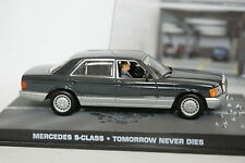 Ixo Presse Collection James Bond 007 1/43 - Mercedes Classe S