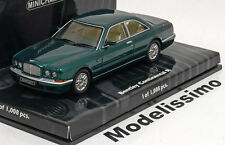 1:43 Minichamps Bentley Continental R 1996 greenmetallic