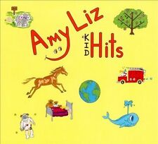 Kid Hits [Digipak] by Amy Liz (CD, 2012, Wigtone Productions)
