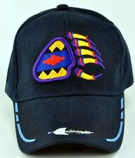 NEW! NATIVE PRIDE BEAR CLAW FEATHERS CAP HAT NAVY