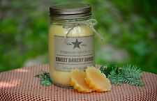 16 oz Jelly Jar Candle