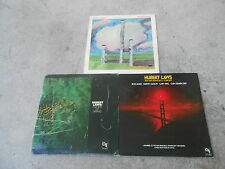 HUBERT LAWS-3 LP'S-THE RITE OF SPRING-GF-SAN FRANCISCO CONCERT-BOB JAMES-MORE