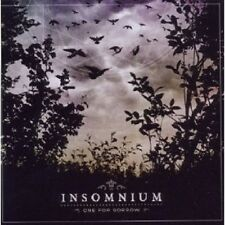 "INSOMNIUM ""ONE FOR SORROW"" CD NEU"