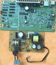 Epson Stylus Photo Printer R 2000 Main Board & Power Supply