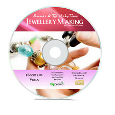 Jewellery Making e-Book - How To Make World Class Jewellery - Home Business CD