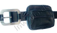 Gürteltasche Handytasche Leder klein Bauchtasche Tasche, neu