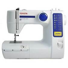 NEW TOYOTA JEANS JFS18 SEWING MACHINE SINGLE DIAL 18 STITCH PROGRAMMES