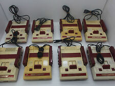 Nintendo Famicom Console Systems Only Untested as is Japan FC
