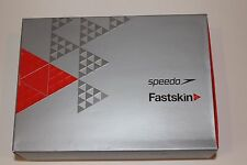 Speedo Fastskin LZR Racer Elite Male JAMMER Swim SHORTS Racer  size 27 BLACK NEW