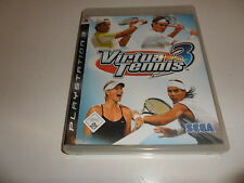PlayStation 3 PS 3 Virtua Tennis 3