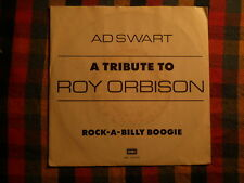 Ad Stewart A tribute to Roy Orbison Rock A Billy Boogie  '7' washed (Ex)