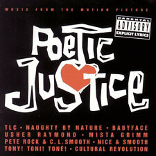 Poetic Justice - Original Soundtrack  - cassette tape