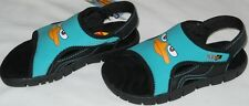 Sandals boys size 11.5M Phineas and Ferb new EUR 29 man made materials