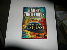 The War That Came Early: West & East by Harry Turtledove  (2010) SIGNED 1st/1st