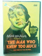The Man Who Knew Too Much - Alfred Hitchcock 1934 Nova Pilbeam