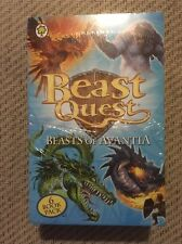 Beast Quest Books 1-6 Beasts Of Avantia New And Sealed