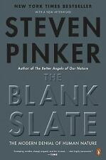 The Blank Slate: The Modern Denial of Human Nature by Pinker, Steven