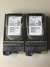 *LOT OF 2* Fujitsu 300GB Fibre Channel 10K Hard Drive MAW3300FC CA06691-B80700NA