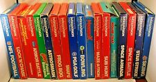 Lot of 18 Complete In The Box Intellivision Games
