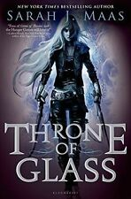 Throne of Glass by Sarah J. Maas  Hardcover FREE SHIPPING NEW