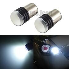 2pcs High Power 1156 7528 7506 COB LED Replace Bulbs Car Backup Reverse Lights