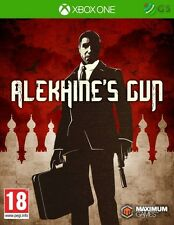 Alekhine's Gun Xbox One * NEW SEALED PAL *