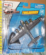 2016 Maisto Tailwinds WWII Boeing B-17 Flying Fortress City of Savannah 8+ Dieca
