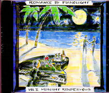 ROMANCE BY PIANOLIGHT: V. 1 MIDNIGHT RENDEZVOUS - INSTRUMENTAL COCKTAIL PARTY CD