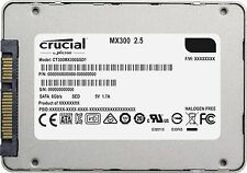 New Crucial MX300 275GB SATA 2.5 Inch SSD CT275MX300SSD1 (with 9.5mm adapter)