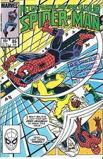 Peter Parker The Spectacular Spider-man #86 January1984 Fred Hembeck Art & Cover