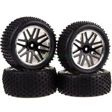 "1:10 RC Car Tires 06010 06026 Buggy Wheel Rims HSP REDCAT HIMOTO 2.2"" Tyre A608H"