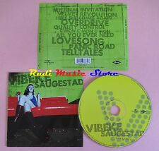 CD VIBEKE SAUGESTAD Overdrive 2003 UNIVERSAL 067 876-2(Xs7) no lp mc dvd vhs