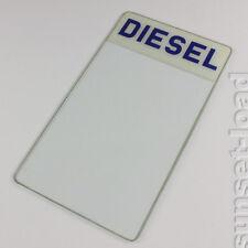 antike Zapfsäulen Scheibe Aral Diesel Salzkotten Bevaulin MABAG Gilbarco Schwelm