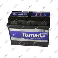Batterie démarrage voiture T375 12v 75ah 700A 278x175x190mm IDEM E11 E44VARTA