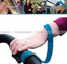 Baby Stroller Pram Safety Belt Wrist Strap Infant Kid Carriage Harness Anti Lost