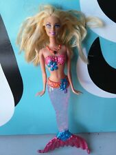 Barbie Mermaid Blonde Doll